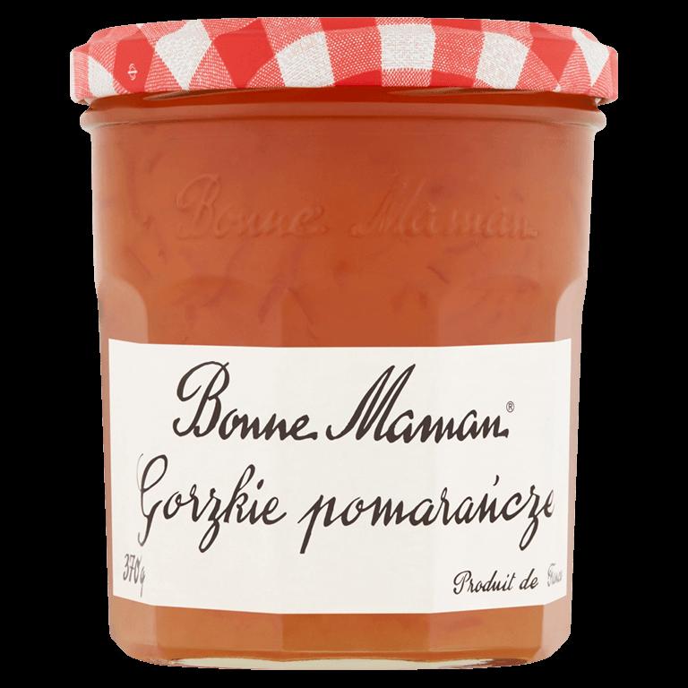 Klasyka Bonne Maman Gorzkie pomarańcze