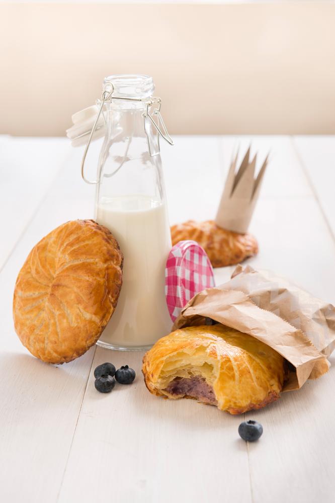 Mini galettes des rois, czyli francuskie ciasto Trzech Króli